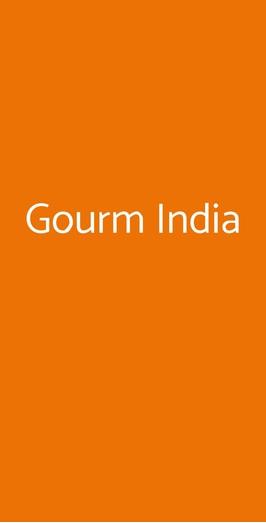 Gourm India, Roma