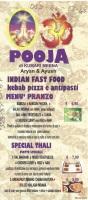 Pooja, Carpi