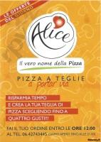 Alice, Via Flavia, Roma