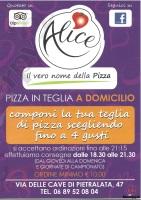 Alice, Pietralata, Roma