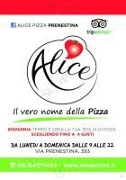 Alice Roma - Via Prenestina, Roma