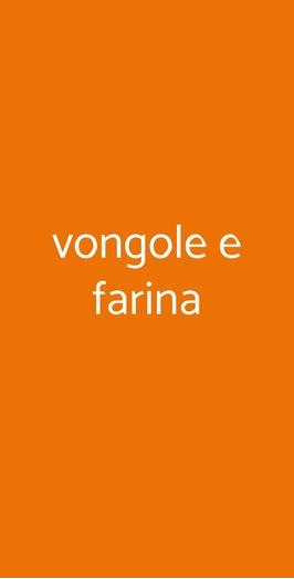 Vongole E Farina, Roma