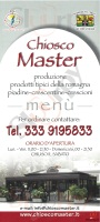 Chiosco Master, Imola