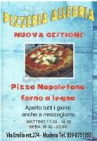 Allegria, Modena