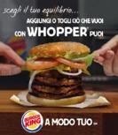 Burger King , Bussolengo