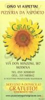 Il Girasole, Modena