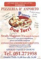 Pizzeria Due Torri, Bologna