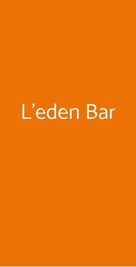 L'eden Bar, Roma