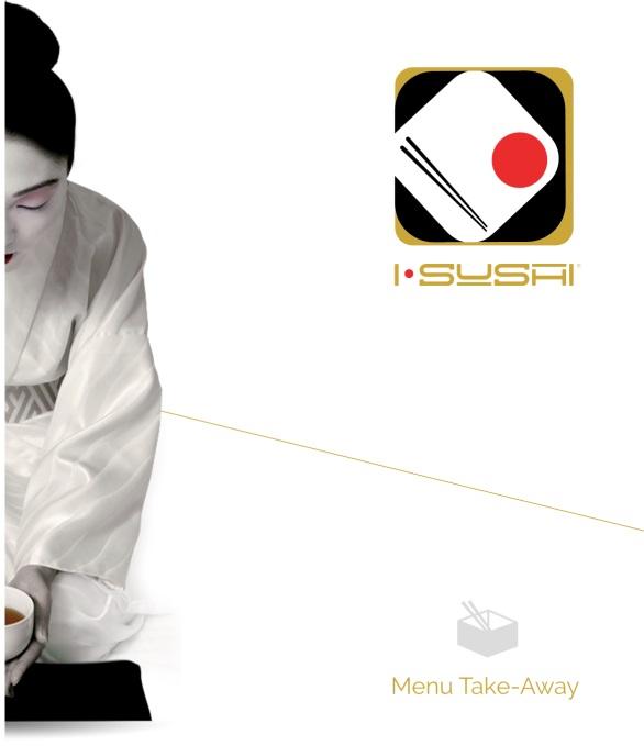 I-SUSHI Mirano menù 1 pagina