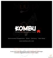 Kombu 7, Mondovì
