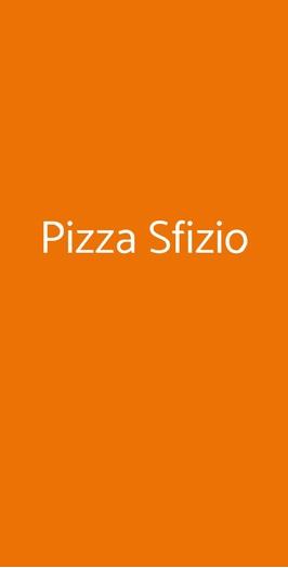 Pizza Sfizio, Roma