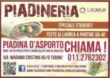 La Caveja, Madama Cristina, Torino