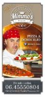 Menu Mimmo's Pizza