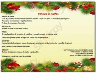 Lumie Di Sicilia Restaurant, Caltanissetta