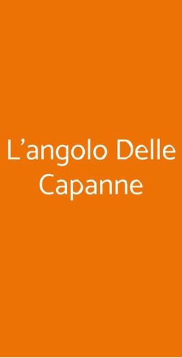 L'angolo Delle Capanne, Arezzo