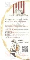 La Piadineria,  Via Dell'unione, Milano