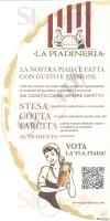 La Piadineria , Corso Casale, Torino