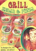 Grill Kebab, Modena