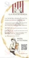 La Piadineria , Via Principi D'acaja, Torino
