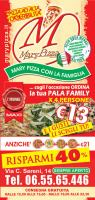 Mary Pizza Marconi, Roma