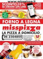 Miss Pizza - Centocelle, Roma