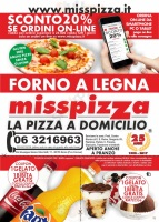 Miss Pizza - Prati Centro, Roma