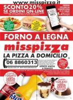 Miss Pizza - Montesacro, Roma