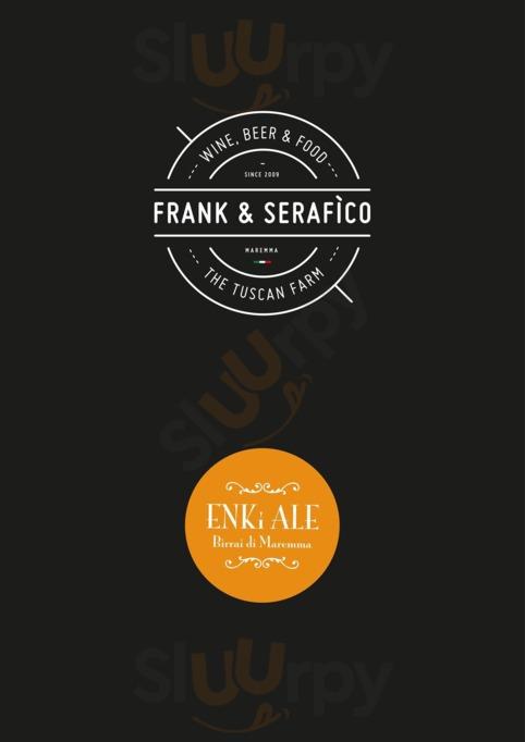 Menu Frank & Serafìco