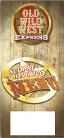 Old Wild West Express - Novara, Novara