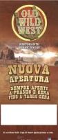 Old Wild West , Cento