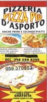 Pizza Piu', Modena