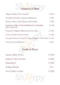 Ristorante Il Mercante, Prato