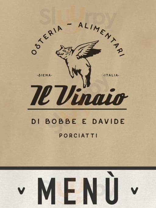 Il Vinaio Di Bobbe E Davide, Siena