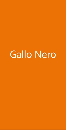 Gallo Nero, Siena
