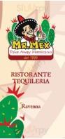 Menu Mr. Mex Ristorante Messicano