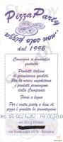Pizza Party, Bologna