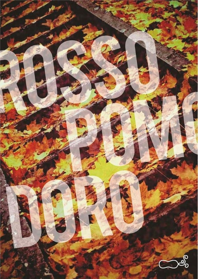 ROSSOPOMODORO , Via XX Settembre Torino menù 1 pagina