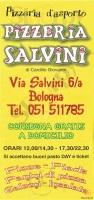 Salvini, Bologna