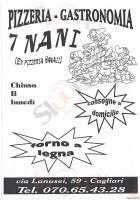 7 Nani, Cagliari