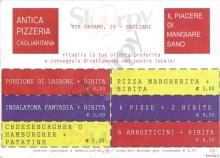 Antica Pizzeria Cagliaritana, Cagliari