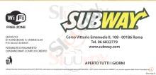 Subway, Roma