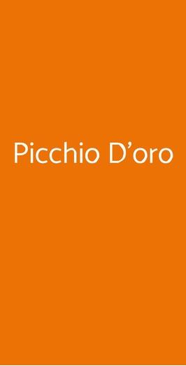 Picchio D'oro, Ascoli Piceno