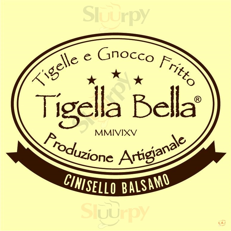 TIGELLA BELLA - Cinisello Balsamo Cinisello Balsamo menù 1 pagina
