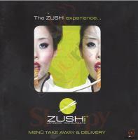 Menu ZUSHI