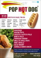 Pop Hot Dog, Roma