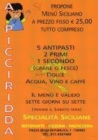 A Picciridda, Torino