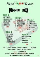 Pizza Gyros, Rimini