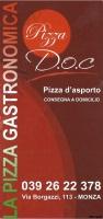 Pizza Doc, Monza