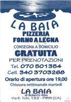 La Baia, Cagliari