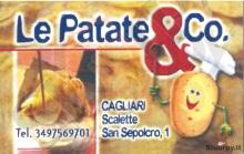 Le Patate & Co., Cagliari